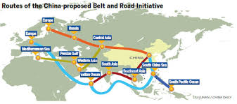 map of the road 6 things you should about china s one belt one road plan