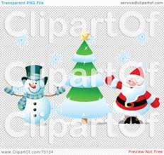 royalty free rf clipart illustration of frosty the snowman and