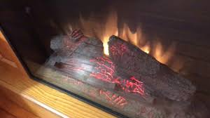 charmglow electric fireplace youtube