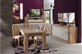 Salle A Manger Bois Gris by Table De Salon Chene Gris Clair Et Blanc Pi Ce De Vie Comprenant