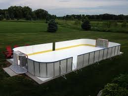 How To Make An Ice Rink In Your Backyard Backyard Ice Rink Flooding Backyard And Yard Design For Village