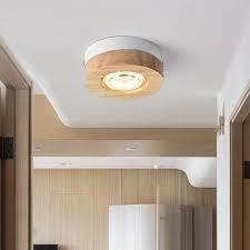 Kitchen Lighting Led Ceiling Modern Led Ceiling Lights Wooden Ceiling L For Corridor Square