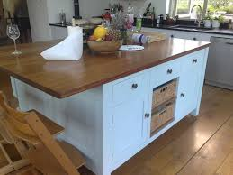 kitchen island worktops tim doe crafted kitchen islands 02