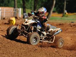 atv motocross racing 2013 can am racers earn podiums at round six of ama atv mx series
