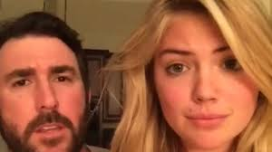 Stepbrothers Bathroom Justin Verlander And Kate Upton Recreate Interview Scene From