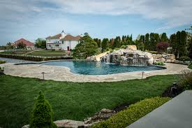 Custom Pools By Design by Inground Pools Oceanport Nj By Pools By Design New Jersey Custom