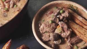lamb stew with mushrooms food network