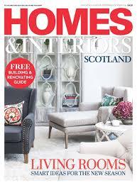 scottish homes and interiors homes interiors scotland september october 2016