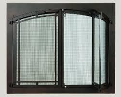 modern glass fireplace doors fireplace doors guide replacement fireplace doors on a budget
