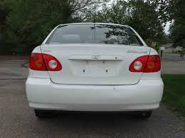 toyota corolla 79 2004 toyota corolla ce 4dr sedan in greeley co auto