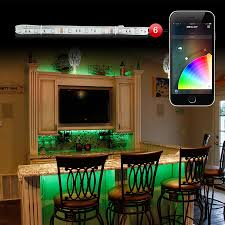 home interior led lights 6pc 3ft xkglow xkchrome ios android app bluetooth