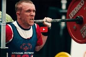 special olympics bank of america ad premiering thanksgiving day