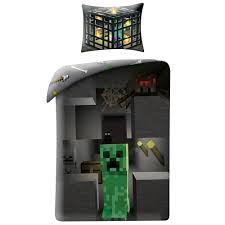 minecraft ferrari minecraft kids bedroom cushion duvet cover set reversible