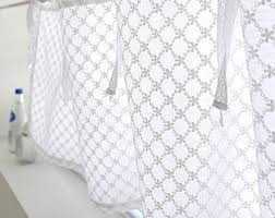 White Lace Valance Curtains Lace Cafe Curtains Etsy