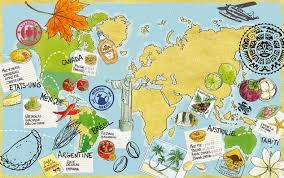 cuisine du monde lise herzog mon tour du monde en cuisine