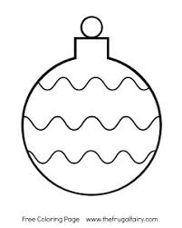 ornaments free coloring pages on coloring pages