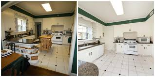 before and after staging yukon real estate news homes with leah