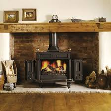 fireplace idea brick fireplace ideas for wood burning stoves home design ideas