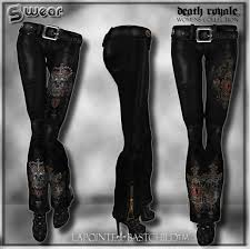 biker pants lapointe and bastchild new women u0027s leather biker pants
