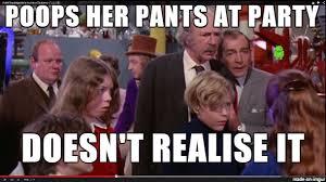 Pants Party Meme - oblivious party girl meme on imgur