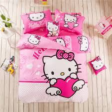 Hello Kitty Bedroom Set Twin Compare Prices On Dot Duvet Cover Online Shopping Buy Low Price