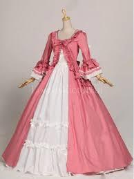 historical 18th century colonial era dress ball gown wedding tea