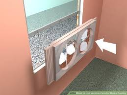 most powerful window fan the best way to use window fans for home wikihow