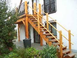 balkon mit treppe balkone treppen