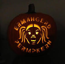 Pumpkin Carving Meme - ermahgerd permpkern pumpkin carving art know your meme