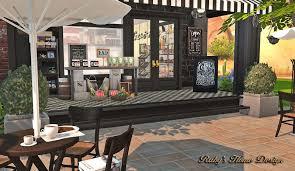 Home Designs Sims 4 Chimei Sims 4 Exterior Design