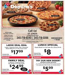 pizza delivery open on thanksgiving domino u0027s pizza st croix home christiansted menu prices