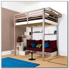 Loft Bunk Beds For Adults Loft Bed View In Gallery Loft Beds Maximize Space Loft