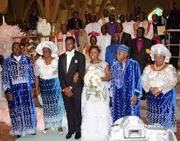 vidã os de mariage choco ci actualités mariage de la fille du président nigérian