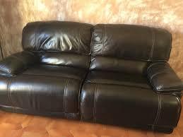 canapé cuir relax électrique achetez canape en cuir relax occasion annonce vente à marseillan
