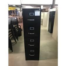 Black Metal File Cabinet Home