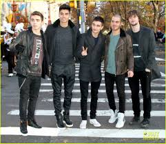 jepsen the wanted macy s thanksgiving day parade 2012