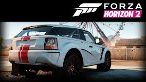 land rover bowler exr s forza horizon 2 bowler exr s race xbox one gameplay youtube
