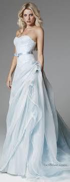 wedding dress blue 2014 wedding inspiration pale blue wedding dresses unique
