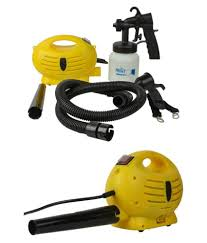 buy buildskill 650 watt paint sprayer with blower attachment for