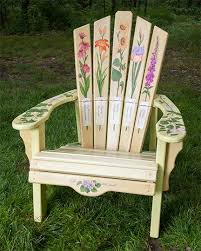 Baby Furniture Chair 124 Best Adirondack Chairs Images On Pinterest Painted Chairs