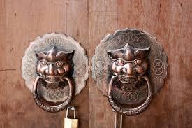 Unique Door Knockers Leshan Giant Buddha Etta In China