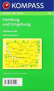 Plz Bad Oldesloe Hamburg Und Umgebung Wanderkarten Set Mit Radrouten Reitwegen
