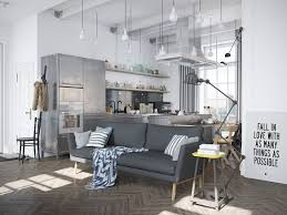 Apartment Interior Design 25 Attractive Modern Apartment Interior With Scandinavian Style
