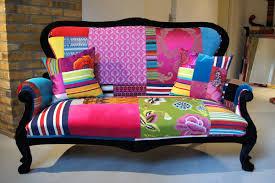 furniture livingroom furniture sofa patchwork multi coloured patchwork sofa modern