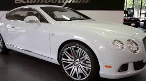 bentley black and red 2013 bentley continental gt speed ice white lc251 youtube
