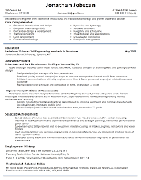 Calgary Resume Writers Putting Related Coursework On Resume