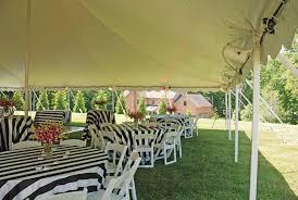 backyard graduation party partysavvy pittsburgh tent rental
