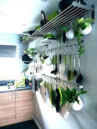 tringle de cuisine barre pour ustensile de cuisine accroche ustensiles de cuisine barre