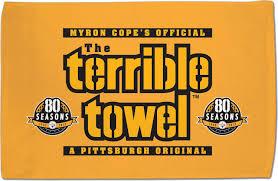 pittsburgh steelers terrible towel u0027s sporting goods
