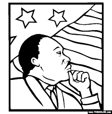 Martin Luther King Online Coloring Page Dr Martin Luther King Jr Coloring Pages